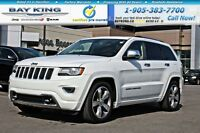 2014 Jeep Grand Cherokee Overland Edition I ONLY 20,200 KM ON IT