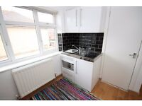 Including Bills! A newly converted studio flat located close to Hammersmith Hospital& Westfields.