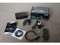 Asus fullHD multimedia device with USB,e-SATA and LAN internet ports @ bundle boxed , vgc