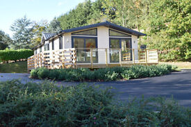 2016 Holiday Lodge for sale 42ft X 20ft near Conwy, North Wales. £89,000