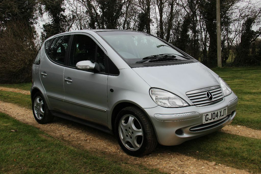 mercedes benz a class 170 cdi avantgarde a170cdi diesel 2004 clutchless manual fsh 12 months mot. Black Bedroom Furniture Sets. Home Design Ideas