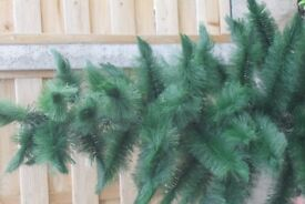 Lovely Bushy Artificial Christmas Tree - Bargain 15 Pounds