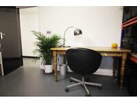 3 Deskspaces available in Creative studio.