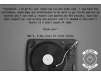DJ Lessons with Tutor with 15 Years Experience as Club and Festival DJ - CDJ, Digital or Vinyl
