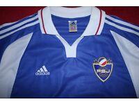 Adidas Yugoslavia football shirt Excellent condition size 42-44