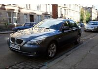 2007 07│BMW 5 SERIES 2.0 520D SE│JUST HAD £1798 SERVICE│ MANUAL│LCI FACELIFT│HPI CLEAR│DIESEL│GREY