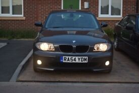 BMW 120i sport, e87, low miles, good condition, very rare, M sport, lady owned