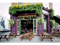 Assistant Manager at Antic London - East London pubs