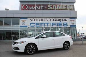 2012 Honda Civic TOUT EQUIPE+ TOIT OUVRANT