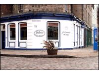 Kitchen Porter for busy Leith restaurant
