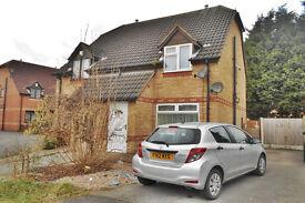 Unfurnished, Lovely 2 bedroom house, Mowbray Gardens, Allenton, Derby