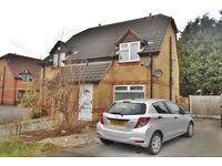 Unfurnished, Lovely 2 bedroom house, Mowbray Gardens, Allenton, Derby