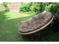 Super comfortable garden chair