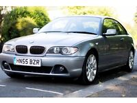 55 plate BMW 325ci ! Only 2899 !