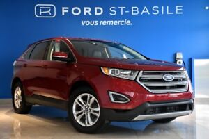 2015 Ford Edge SEL / CUIR / CAMÉRA DE RECUL VERY CLEAN AND WELL