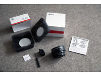 Canon EF to Sony e-mount adapter plus speed booster @working as Metabones adapter
