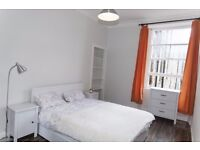 Spacious Double room Available in Leith. 1st October - 1st July.