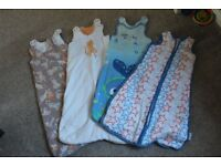 4x baby sleeping bags