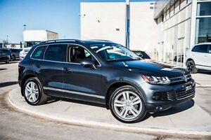 2013 Volkswagen Touareg Execline 3.6L 8sp at Tip 4M
