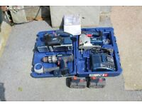 AEG Power Tool Set