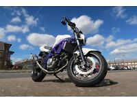 *REDUCED* 2004 - Suzuki SV 650 Naked Streetfighter - LONG MOT - One Off!