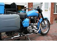 Royal Enfield 350 Clipper
