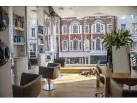 Hairdresser Wanted for New Bond Street Salon