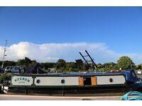 Narrowboat 46ft 2004