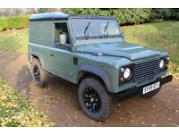Land Rover Defender 90 2 door hardtop 2.4 TDCi Puma