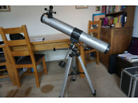 For sale SEBEN Equatorial Telescope