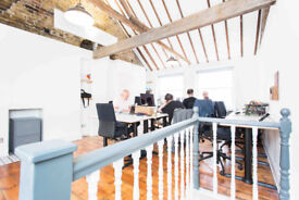 Media Style Office for up to 12 people in Clerkenwell