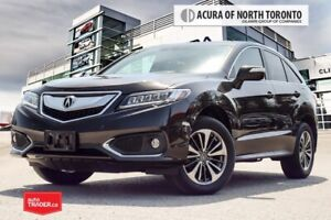 2017 Acura RDX Elite at Acura Certified | No Accident| Remote St