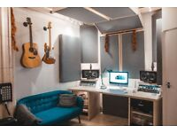 Amazing new recording studio / music production room / mixing room. Great deals from £40 for 6 Hours