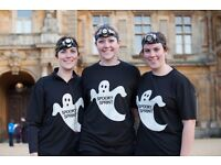 Free on Saturday 24 September? We need volunteers for the Spooky Sprint at Waddesdon Manor!