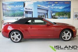 2014 Chevrolet Camaro 1LT | Convertible | Back-up Camera | Bluet