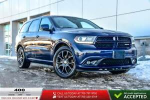 2017 Dodge Durango | R/T | LEATHER | NAV |