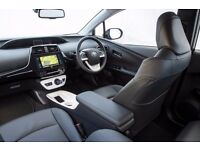 PCO Car rent or hire - Toyota Prius Uber ready with leather interior