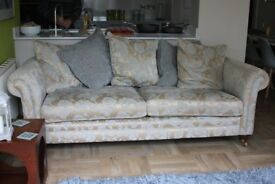 Large 3 seater sofa in very good condition.