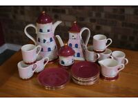 Carlton Ware Tea and Coffee Set