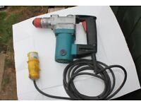 110v Makita HR2010 (Heavy Duty) Demolition Hammer