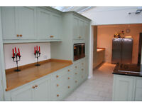 Carpenter and joiner. Specialist kitchen fitter.