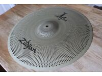 "Zildjian L80 18"" Low Volume Ride Cymbal in Excellent Condition"