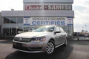 2012 Volkswagen Passat TRENDLINE+ AVEC SIÈGES CHAUFFANTS ET JANT