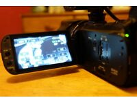Canon xa10 full HD pro camcorder