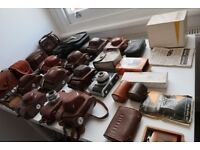 Vintage camera lot - PRICE REDUCED!! - 19 cameras - Kodak - Polaroid - and plenty more - tripod