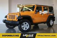 2013 Jeep Wrangler Unlimited SPORT 2 TOIT A/C