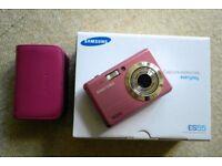 Camera PINK digital Samsung - Perfect - Capture beautiful memories