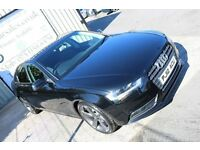 2012 AUDI A4 2.0 TDI 134PS SE !! BLACK EDITION SPEC!! (FINANCE & WARRANTY AVAILABLE)