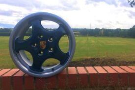 PORSCHE 911, 964 RS Magnesium Wheel, Collectors Item