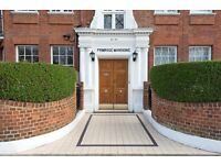*LOVELY 1 BEDROOM FLAT IN VICTORIAN MANSION*BATTERSEA PARK*UNFURNISHED*FITTED KITCHEN*GREAT LOCATION